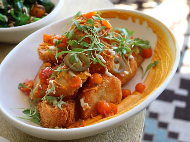 Potachos at Beefsteak