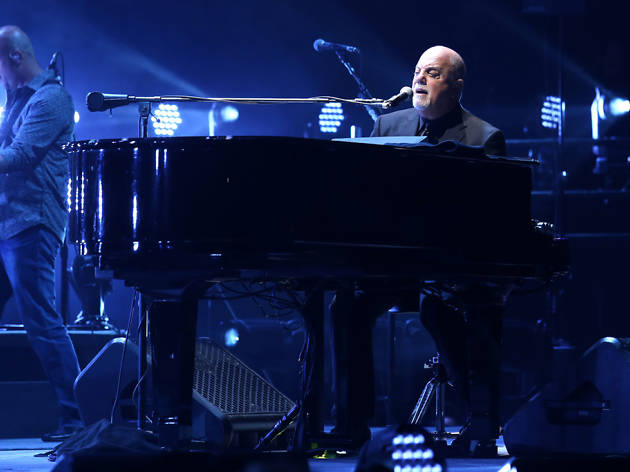 Billy Joel at the BB&T Center