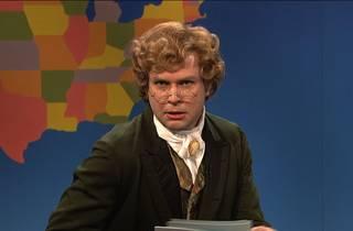 SNL's Taran Killam will join the cast of Hamilton on Broadway
