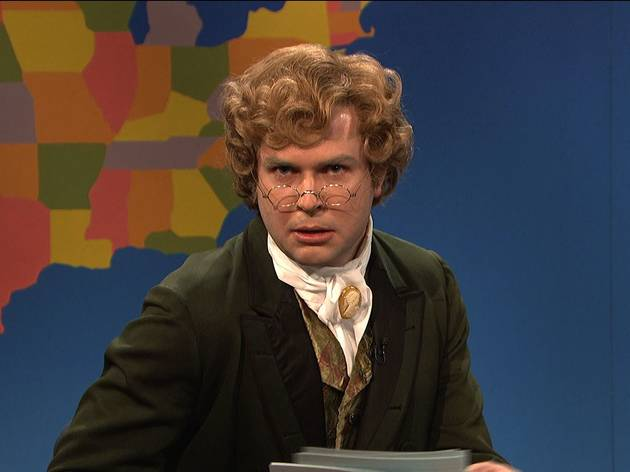 SNL's Taran Killam joins Hamilton