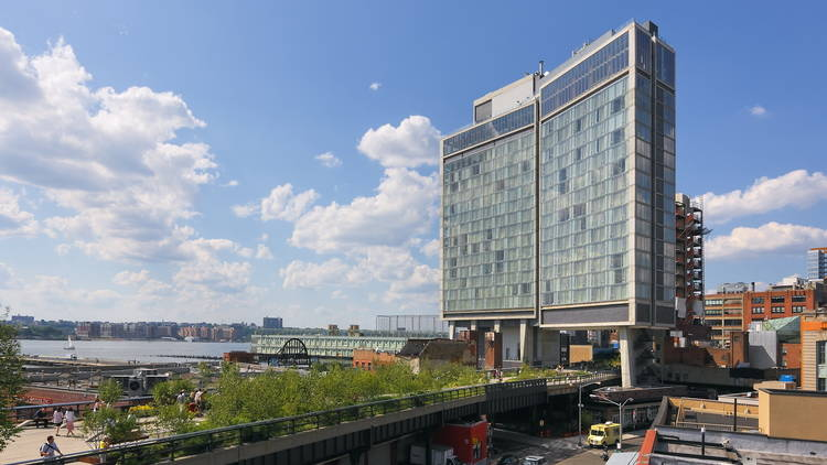 Photograph: Courtesy The Standard, High Line