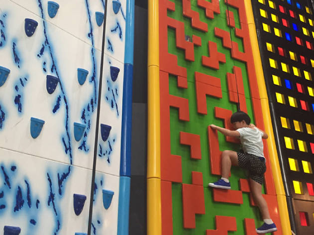 Clip N Climb Singapore Sport And Fitness In Tampines