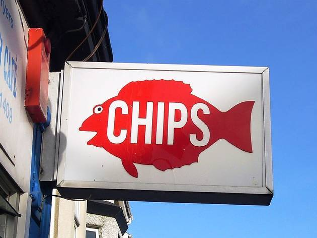 Where to eat fish & chips in Seoul