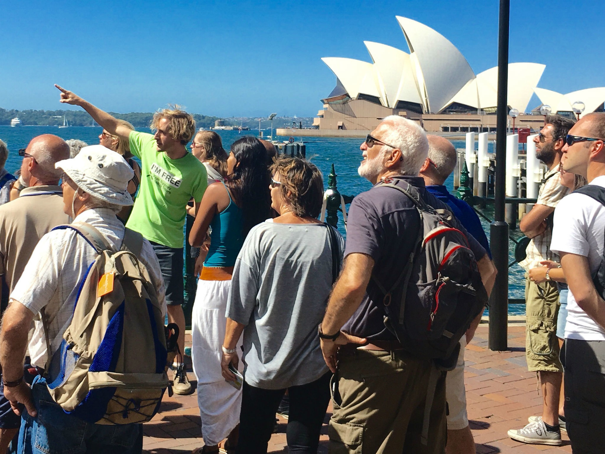 I'm Free Sydney Walking Tours