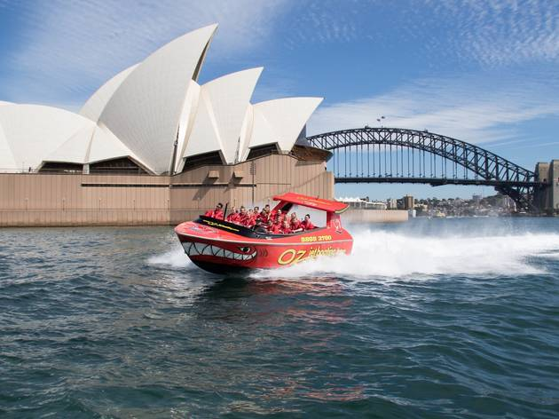 Oz Jet Boating 01