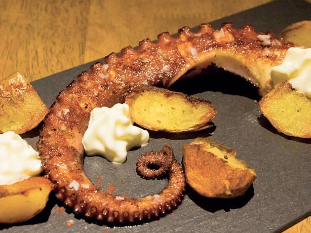 Coquo octopus