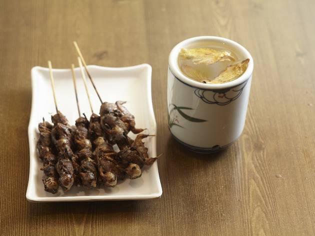Warm Sake | Cham-sae-jip (Sparrow's Nest)