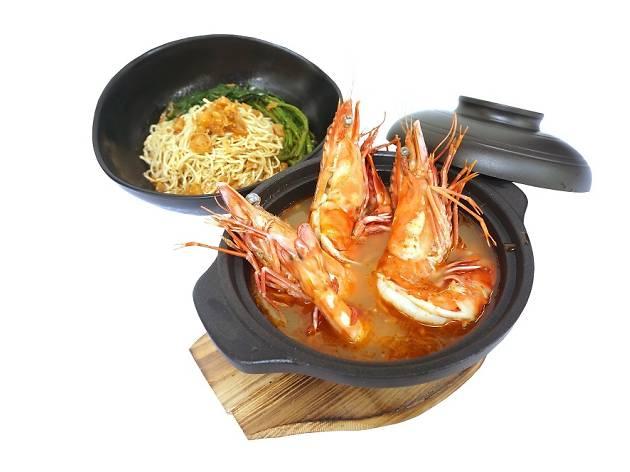 Wah Kee Big Prawn Noodles (Esplanade)