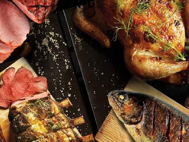 Makan Kitchen Christmas roast