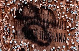 Ibrahim Mahama: Fracture