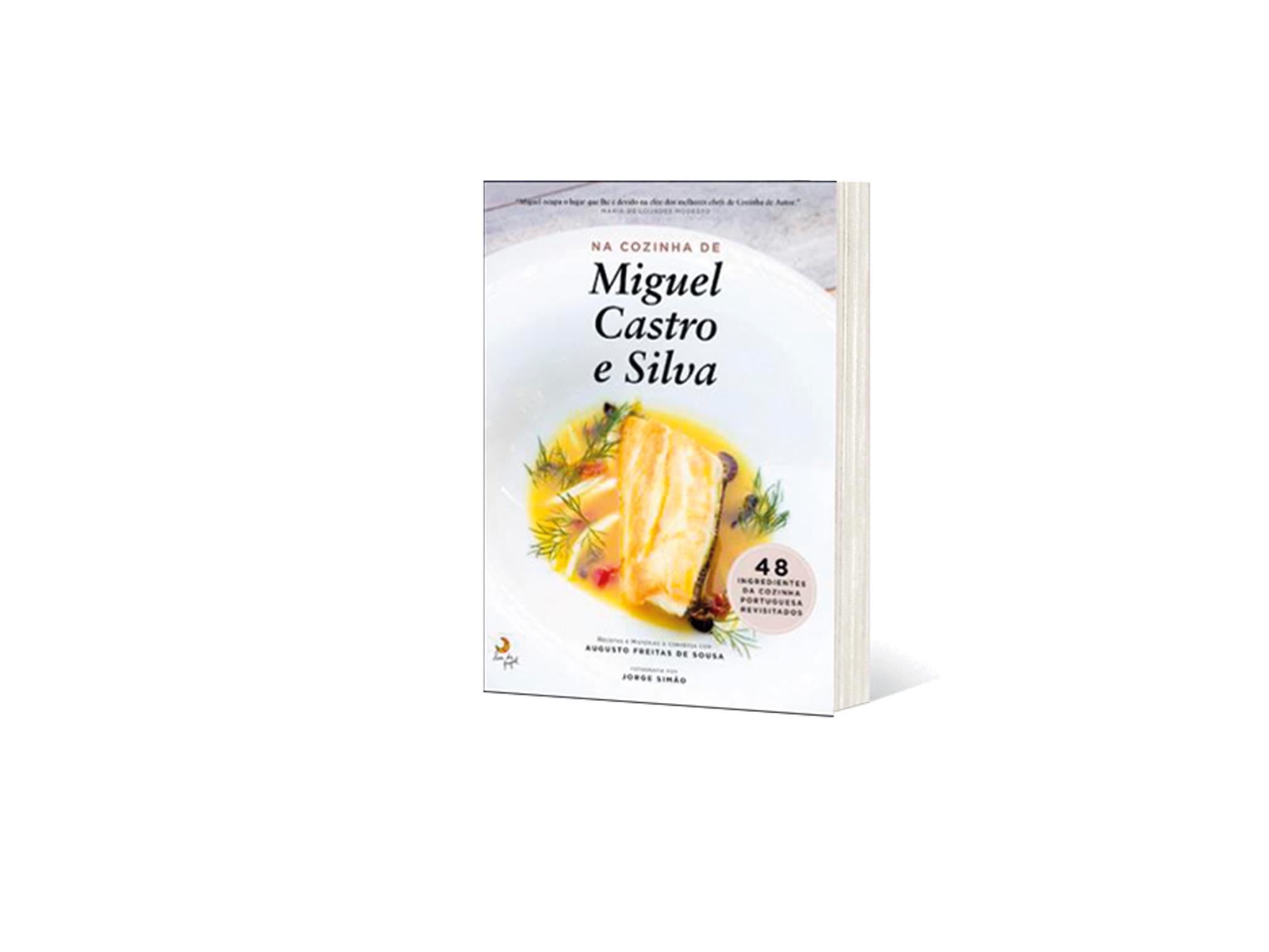 Na Cozinha de Miguel Castro e Silva