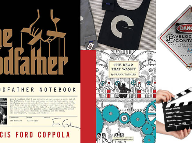 10 terrific gifts for movie lovers