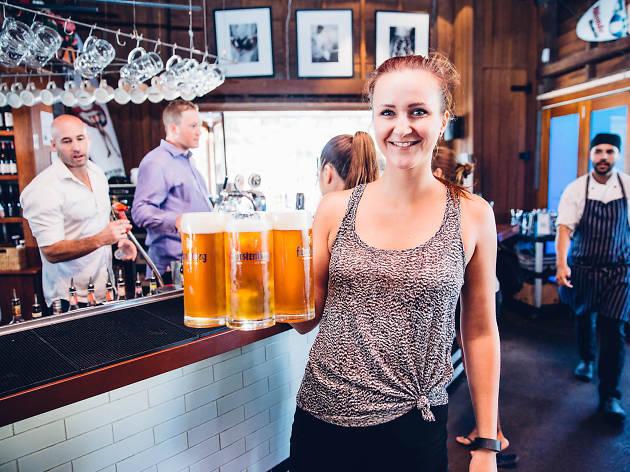 Bavarian Beer Café Manly