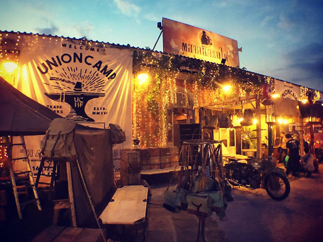 Union Camp Flea Market, vintage market, flea market