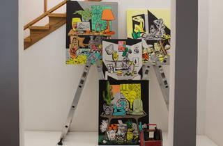 Garage Cowork (Foto: Mattza Tobón)