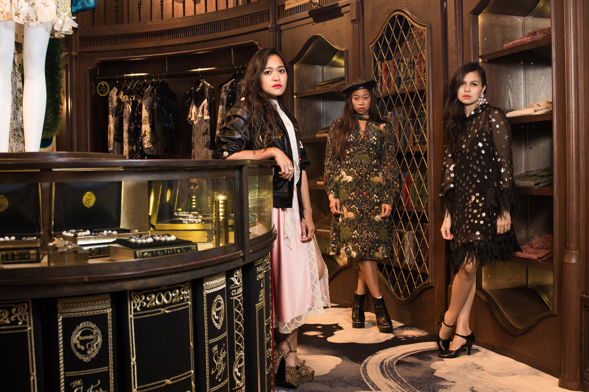 The Sretsis sisters on fashion, Thai silk and how to deal with copycats