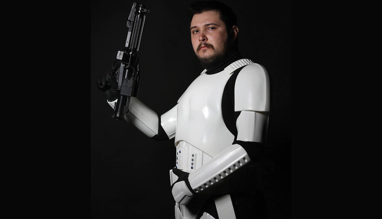 Oğuzhan Arslan / Avukat - Stormtrooper