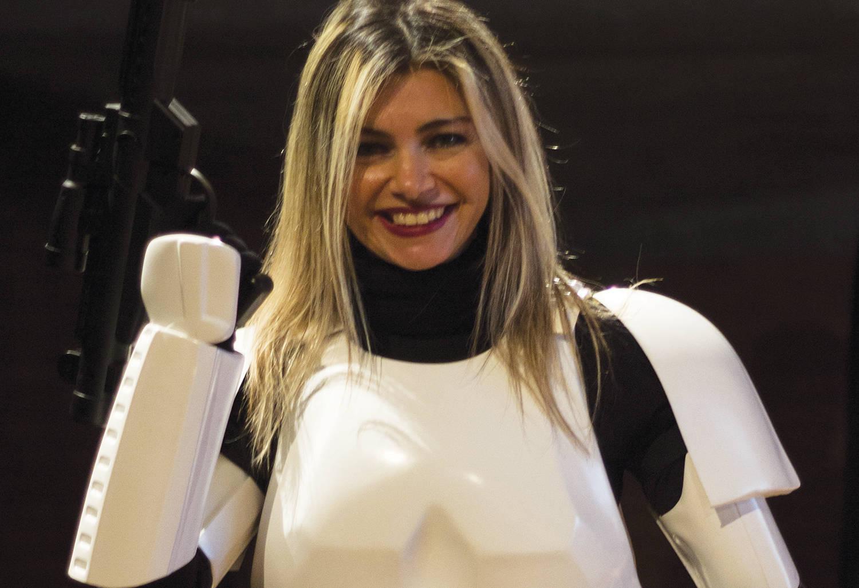 Gizem Aysu Özkal / Şehir plancısı - Stormtrooper