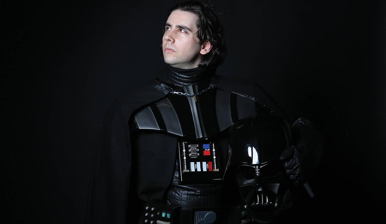 Ateş Çetin / Yurt dışı satış temsilcisi - Darth Vader