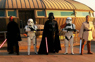 Star Wars kostüm klübü: Lejyon 501