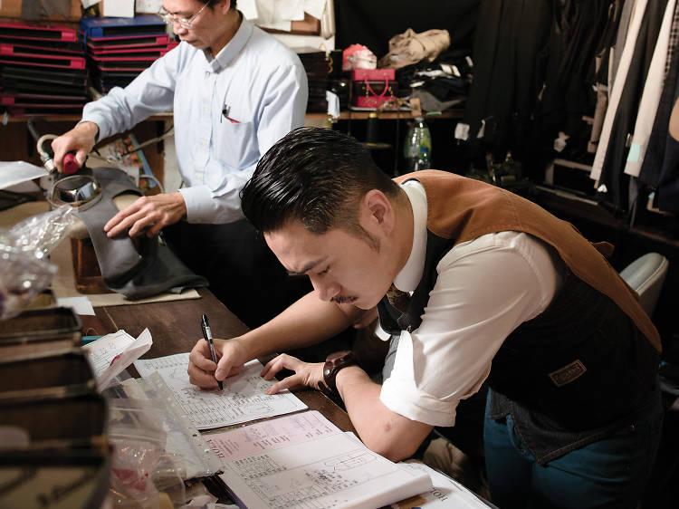 Hong Kong's best tailors