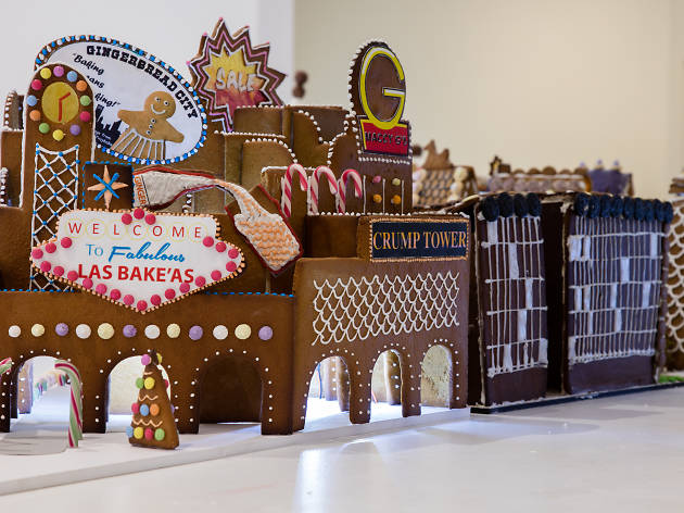 Museum of Architecture Gingerbread City