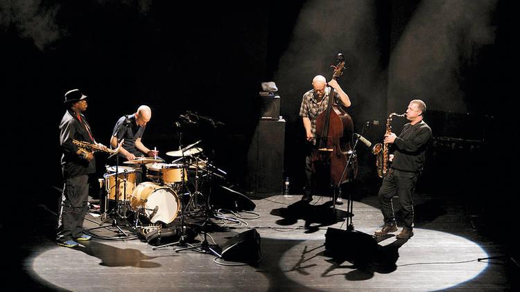 Rodrigo Amado Trio