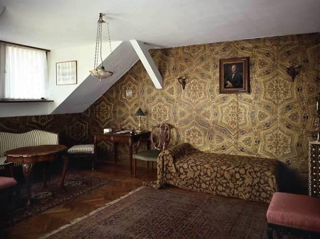 Apartment of Viktor Kovačić (1906) – Masarykova 21