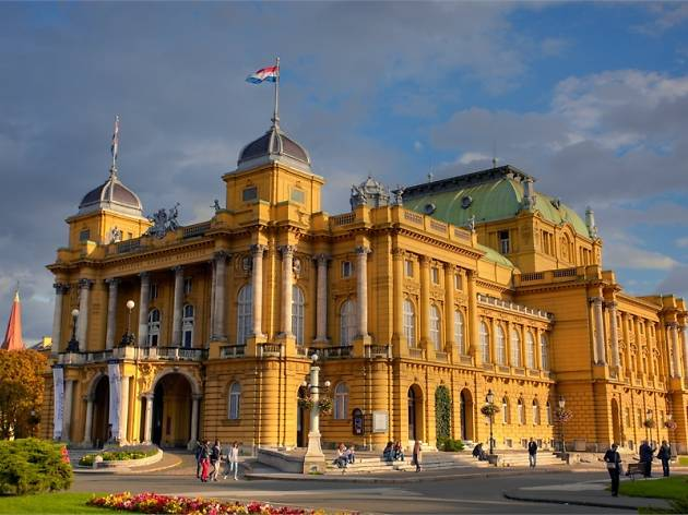 A history of Zagreb in 10 buildings