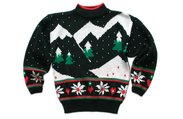 Your ugly sweater will get you a free cocktail at Mercadito today