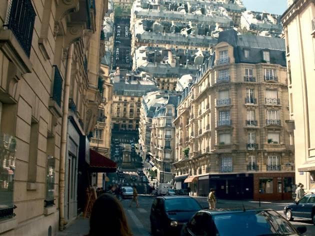 Inception cinéma américain Blow Up vidéo Paris