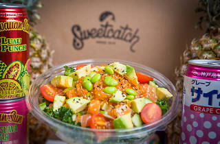 Sweetcatch Poke Bar