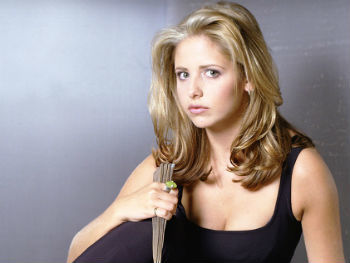 Buffy Summers (Sarah Michelle Gellar, Buffy the Vampire Slayer)