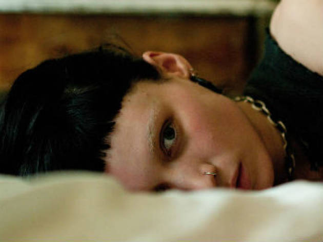 Lisbeth Salander (Rooney Mara, The Girl with the Dragon Tattoo)