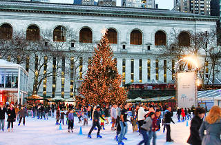 Check out 10 videos of the best things to do in NYC this holiday season