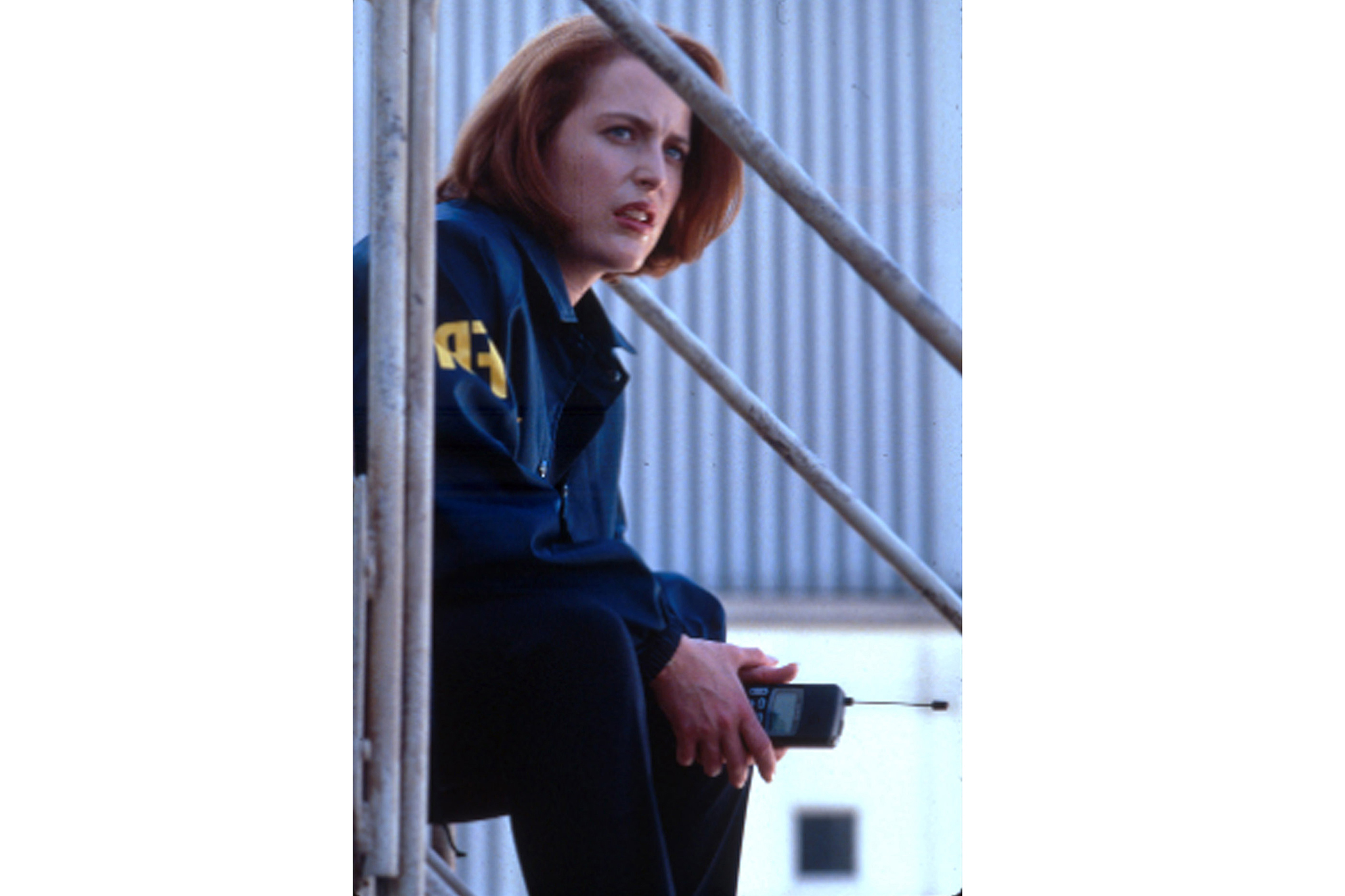 Dana Scully (Gillian Anderson, The X-Files)
