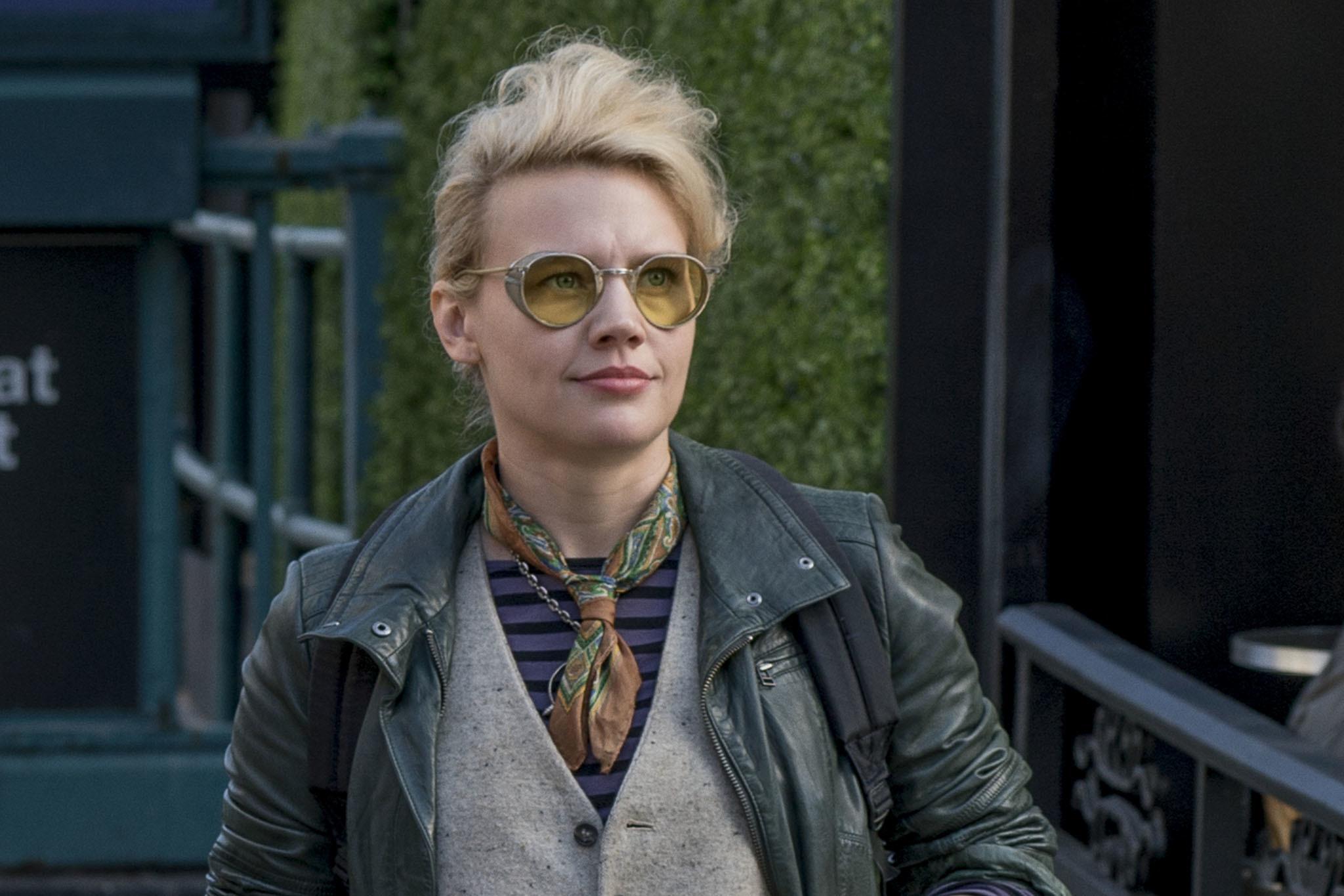 Kate MxKinnon de Ghostbusters 2016