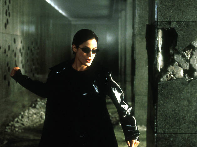 Trinity (Carrie Anne Moss, Matrix)