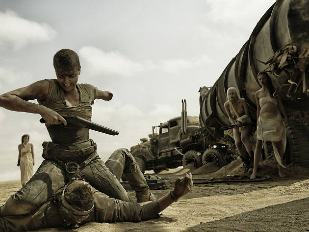 Imperator Furiosa (Charlize Theron, Mad Max: Fury Road)