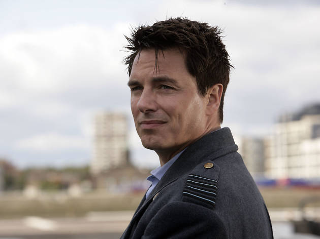 Captain Jack Harkness (John Barrowman, Doctor Who and Torchwood)