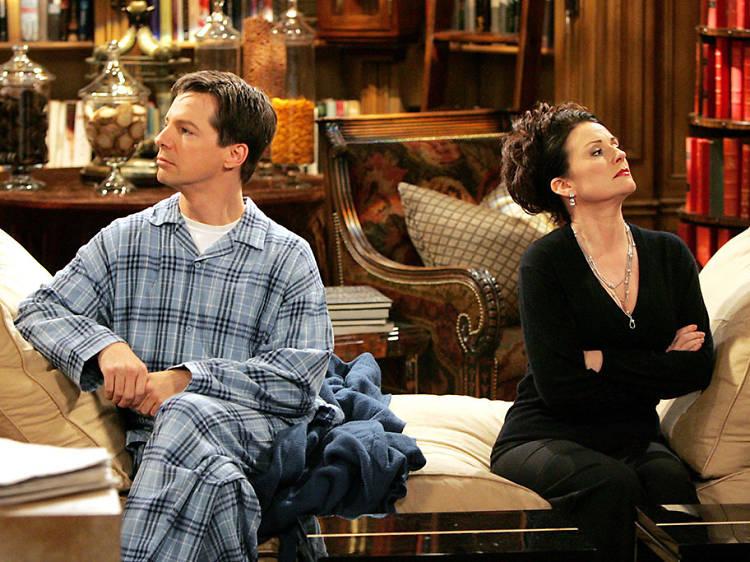 Will & Grace, NBC, 1998–2006