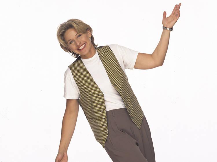 Ellen, ABC, 1994–1998