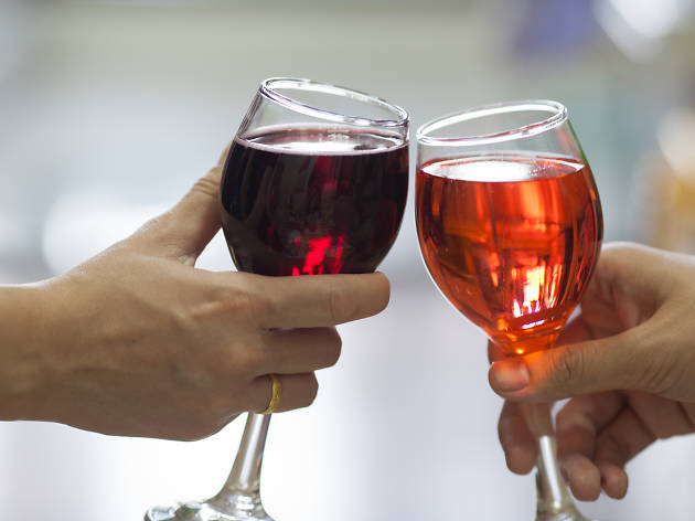 Drink: Mount Hermon Moscato