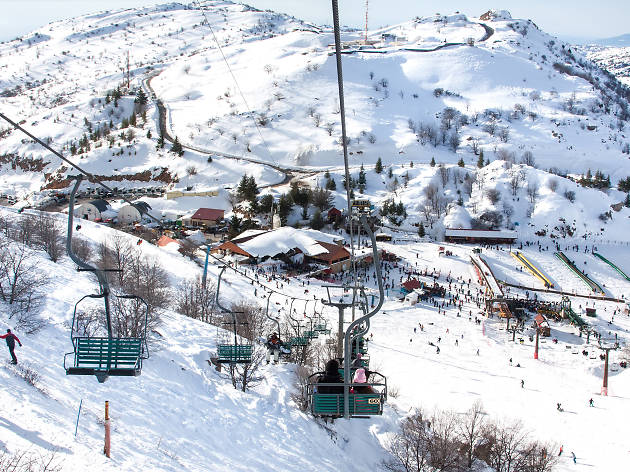 Discover Mount Hermon: five things to do around Israel's highest peak