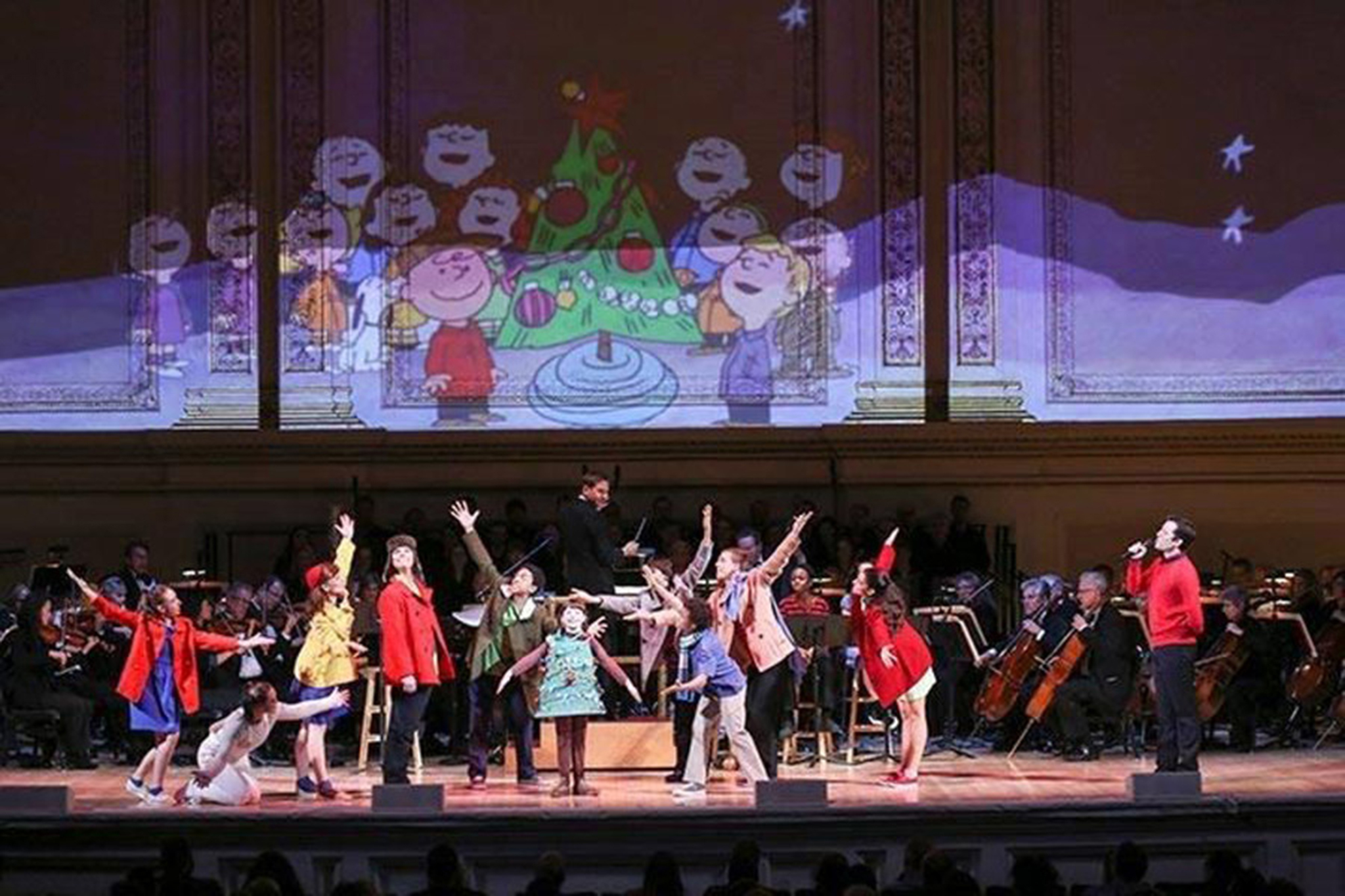 A Charlie Brown Christmas LIVE