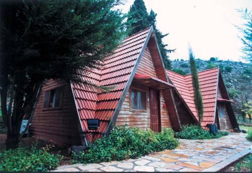 Sleep: Rimonim Hermon Holiday Village