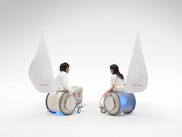 Yamaha wheelchair | Time Out Tokyo