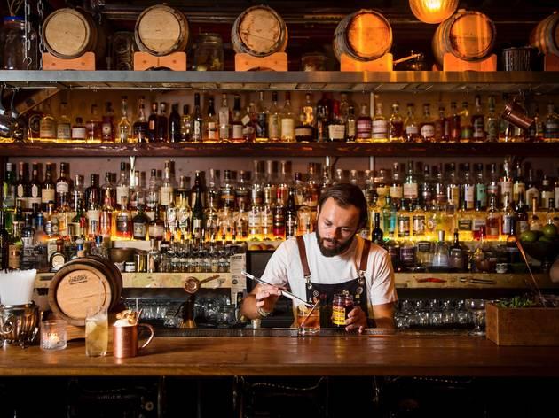 Bartender at Stitch Bar