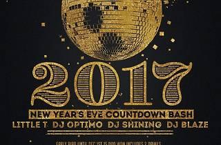 New Year's Bash @ Lotte Hotel World