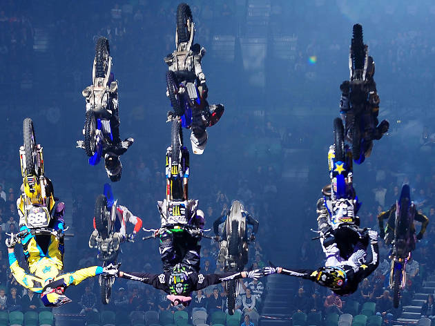 Photo courtesy of Nitro Circus